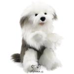 plyšový Staroanglický ovčácký pes, plyšová hračka