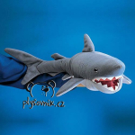 plyšový Žralok střední