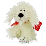 plyšový Menší pes Curly