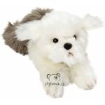 plyšový Ovčácký pes Bobtail