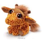plyšová Žirafa Leda menší