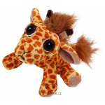 plyšová Menší žirafka Lanna