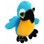 plyšový Menší papoušek Teeki