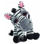 plyšová Zebra Craigee
