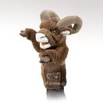plyšák Maňásek ovce, plyšová hračka