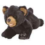 plyšový Medvěd černý