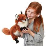 plyšová Velká liška
