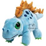 plyšový Modrý Stegosaurus