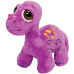 plyšový Fialový Brontosaurus