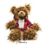 plyšový Medvídek Oscar