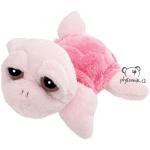 plyšová Růžová želva Coral