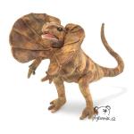 plyšový Agama, plyšová hračka