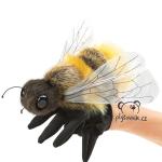 plyšová Plyšová včelka, plyšová hračka