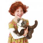 plyšový Skotská klapouchá kočka