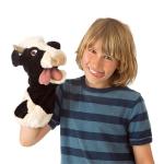 plyšový Maňásek kráva, plyšová hračka