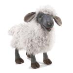 plyšová Ovce Wensleydale