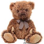 plyšový Medvěd Roscoe