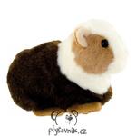 plyšové Morče Piggy, plyšová hračka