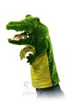 plyšový Maňásek krokodýl