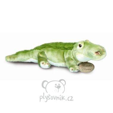 Plyšová hračka: Aligátor menší plyšový | Russ Berrie