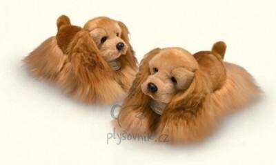 Plyšová hračka: Anglický kokršpaněl štěně plyšový | Russ Berrie