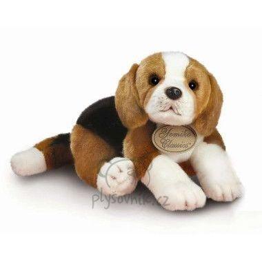 Plyšová hračka: Beagle velký plyšový | Russ Berrie