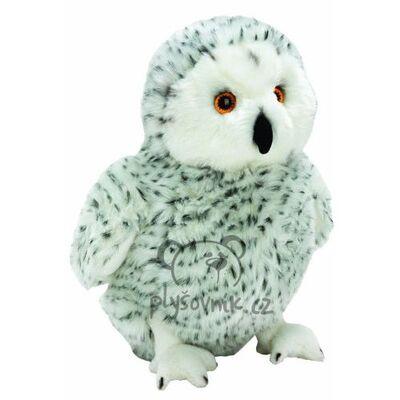 Plyšová hračka: Bílá sova plyšová | Suki Gifts