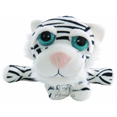 Plyšová hračka: Bílý tygr Nero plyšový | Suki Gifts