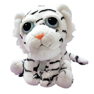 Plyšová hračka: Bílý tygr Tiiah menší plyšový | Russ Berrie