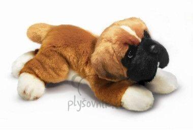 Plyšová hračka: Boxer menší plyšový | Russ Berrie