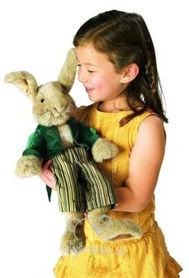 Plyšová hračka: Bráška králík plyšový | Folkmanis