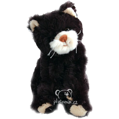 Plyšová hračka: Černá kočka Bambo plyšová | Bukowski Design