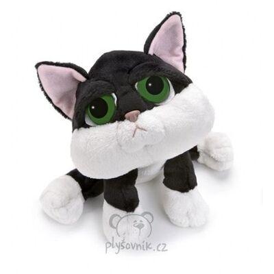 Plyšová hračka: Černobílá kočka Loki plyšová | Russ Berrie