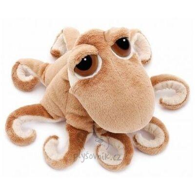 Plyšová hračka: Chobotnice Octopus menší plyšová | Russ Berrie