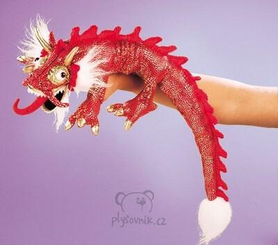 Plyšová hračka: Čínský drak plyšový | Folkmanis