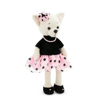 Plyšová hračka: Čivava Lucky Lili Pearl plyšák | Orange Toys