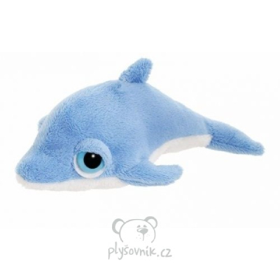 Plyšová hračka: Delfín Finny menší plyšový | Russ Berrie