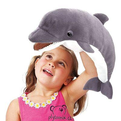 Plyšová hračka: Delfín plyšový | Folkmanis