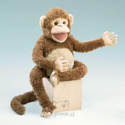 Plyšová hračka: Dlouhonohá opice plyšová | Folkmanis