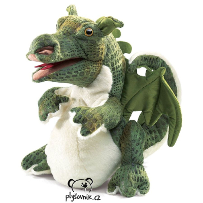 Plyšová hračka: Dračí mládě plyšák | Folkmanis