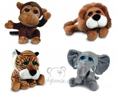 Plyšová hračka: Džungle Family plyšová | Russ Berrie