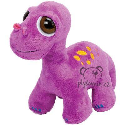 Plyšová hračka: Fialový Brontosaurus plyšový | Suki Gifts