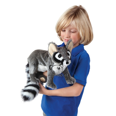 Plyšová hračka: Fretka kočičí plyšový   Folkmanis