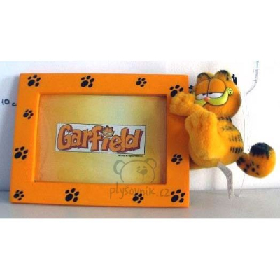 Plyšová hračka: Garfield fotorámeček plyšový | Garfield