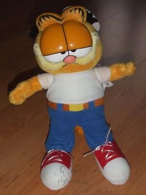 Plyšová hračka: Garfield plyšový | Garfield