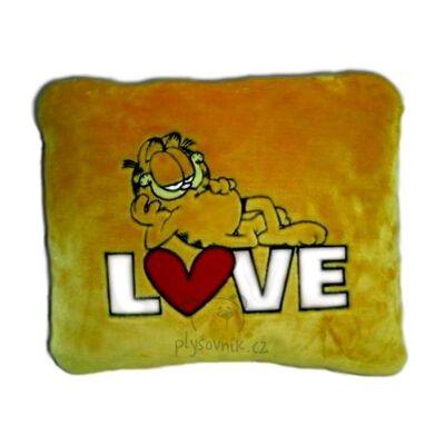 Plyšová hračka: Garfield polštářek plyšový | Garfield