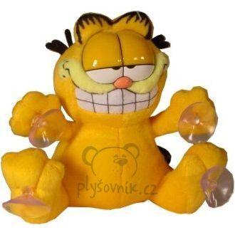 Plyšová hračka: Garfield s přísavkami plyšový | Garfield