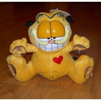 Plyšová hračka: Garfield se srdíčkem plyšový | Garfield