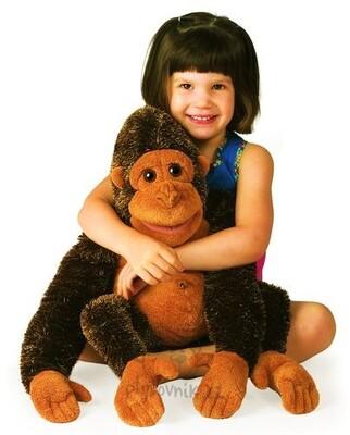 Plyšová hračka: Gorila plyšová | Folkmanis