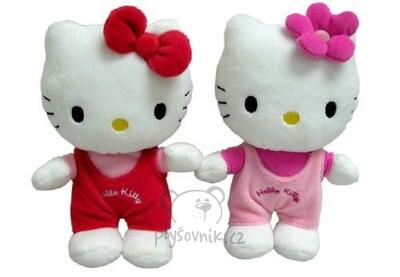 Plyšová hračka: Hello Kitty s přísavkou plyšová   Sanrio